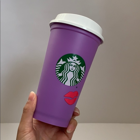 Starbucks valentines day Hot cup